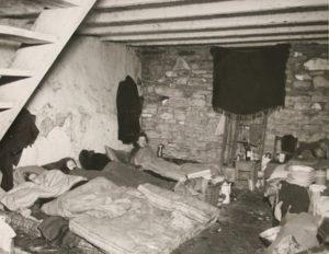 ww2 basement in Houffalize